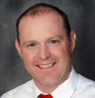 Picture of Dr. Ben Breidenbach, B.S., D.C., Treasurer