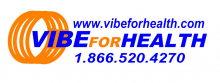 Vibe For Health Logo