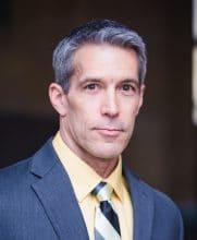 Scholarship recipient Rick Folten