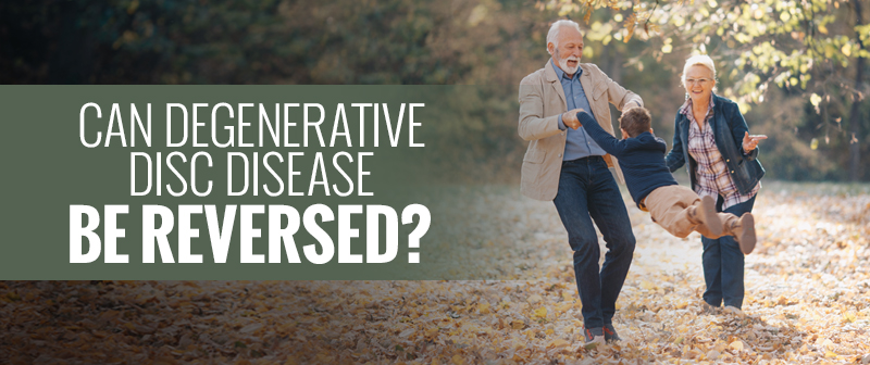 Can Degenerative Disc Disease be Reversed? Image
