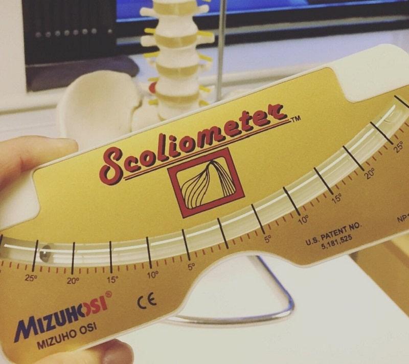 Scoliometer Test