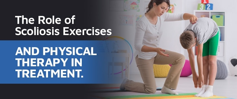 The Role of Scoliosis Exercises and Physical Therapy in Treatment Image