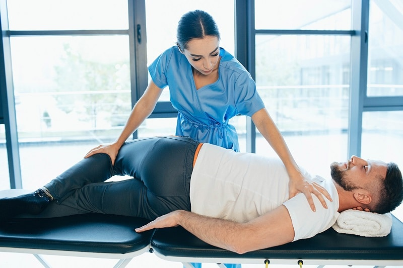 Treatments for Sciatic Pain.