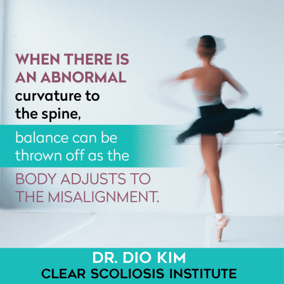 Clear Scoliosis Institute Quote From Dr. Dio Kim