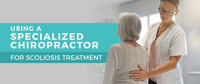 Using a Specialized Chiropractor for Scoliosis Treatment Image
